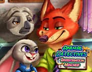 Animal Detectives Investigation Mischief