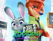 Zootopia Character Quiz