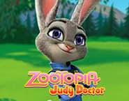 Zootopia Judy Doctor